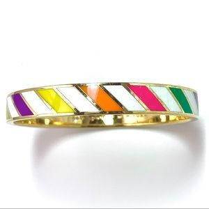 Kate Spade flying colors bangle